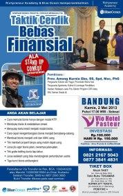 seminar taktik cerdik bebas finansial 2 mei13