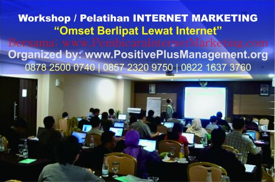 seminar inetrnet marketing bandung maret 2014