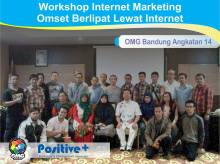 Workshop Internet MArketing di Bandung