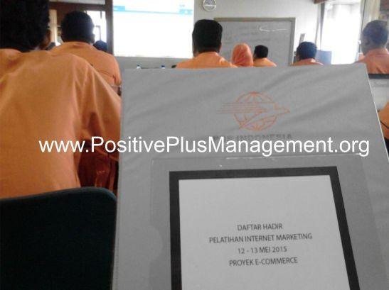 Vendor Training Indonesia Positive Plus Management