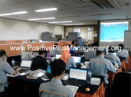 Vendor Training Indonesia Positive Plus Management