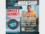 Workshop Internet Marketing Bandung