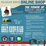 Seminar Bisnis Online Bandung