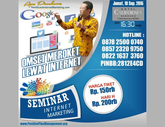 Seminar Internet Marketing