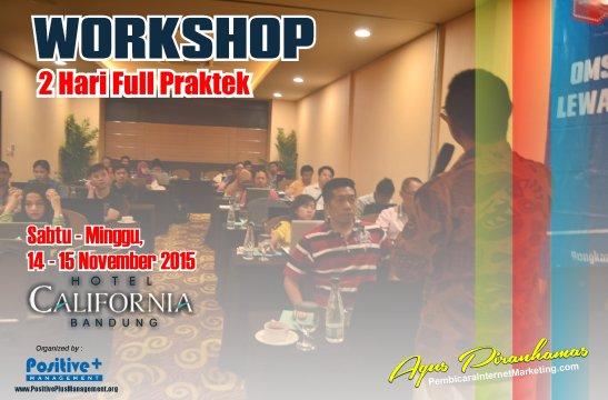 Pelatihan Internet Marketing Bandung, Workshop Internet Marketing Indonesia, Workshop Internet Marketing di Bandung