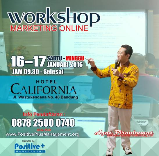 Training Marketing Online di Bandung