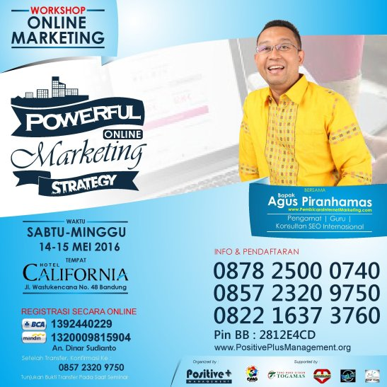 Workshop Internet Marketing Bandung, Workshop Internet Marketing Indonesia, Workshop Internet Marketing di Bandung, Belajar Internet Marketing Online, Belajar Internet Marketing Bandung, Belajar Marketing Online, Kursus Internet Marketing Online, Kursus Marketing Online Bandung, Pelatihan Internet Marketing Bandung, Pelatihan Marketing Online