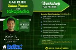 Pelatihan Online Shop, Workshop Online Shop
