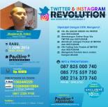 0857 7555 9750   Mini Workshop Twitter & Instagram Revolution
