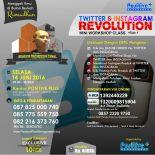 Mini Workshop Twitter & Instagram Revolution