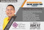 eminar Marketing Bandung, Seminar Internet Marketing 2016, Seminar Internet Marketing Bandung