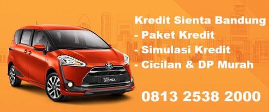 Paket Kredit Toyota Sienta Bandung